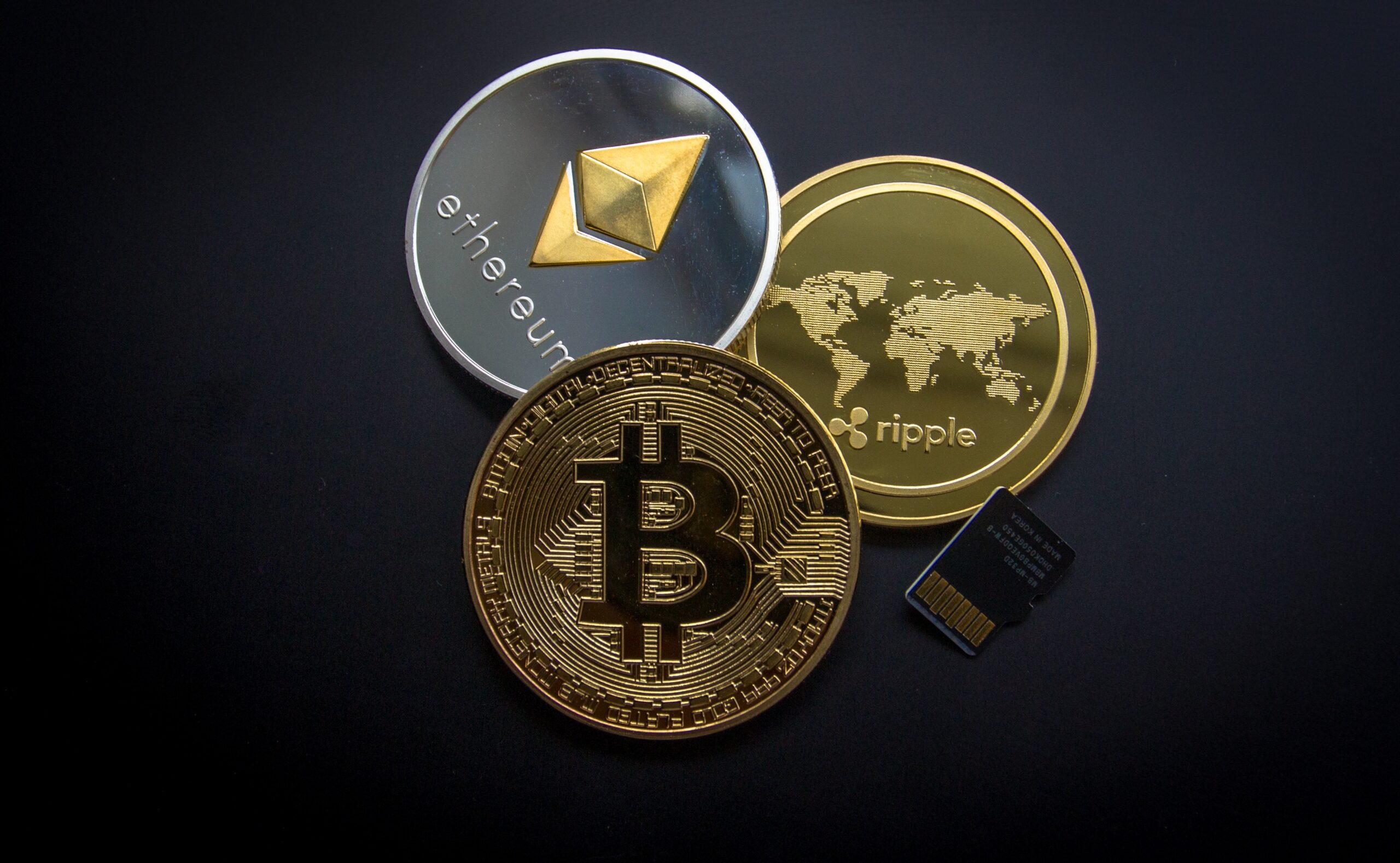 Crypto is the Future…<br>The Future is Now!