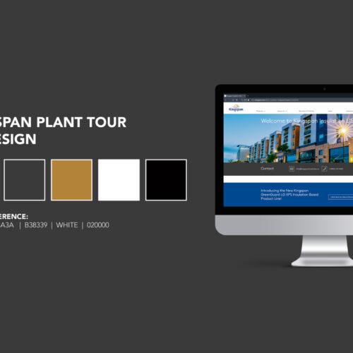 Kingspan Insulation Plant Tours App